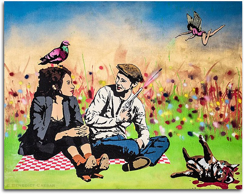 First Date In Wonderland