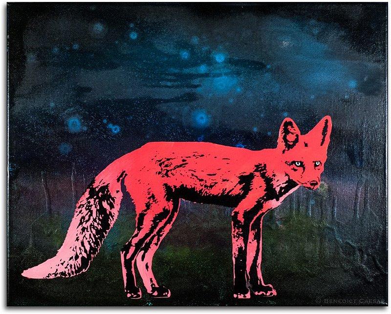 Erythroid Fox