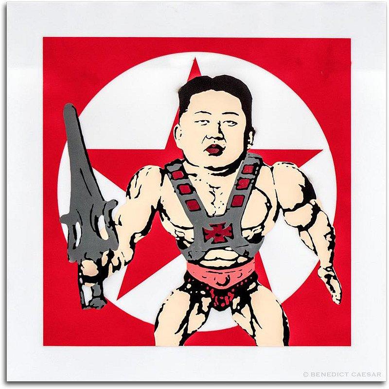 Kin Jong-Un-Man